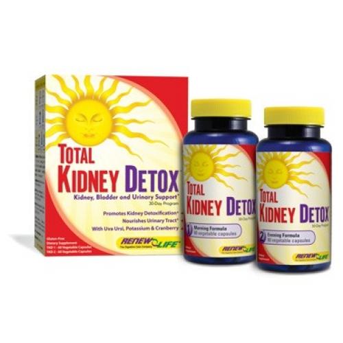 Total kidney detox