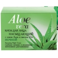 Aloe Vera - Saturating Night Cream w/ Shea Butter
