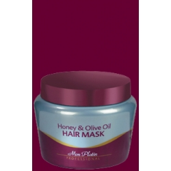 Hair Mask with Honey & Olive Oil