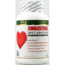 Cholesterol Metabolism Health Supplement