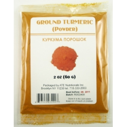 Ground Turmeric (Powder) 60g