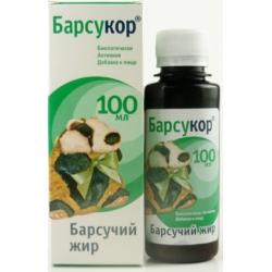 Badger Oil 100 ml